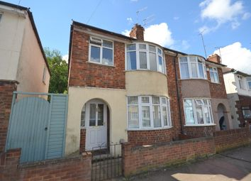 Thumbnail 4 bedroom semi-detached house to rent in Southfield Avenue, Northampton