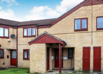Thumbnail 2 bed flat for sale in Danish Court, Werrington, Peterborough
