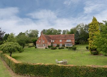 Morry Lane, East Sutton, Maidstone, Kent ME17. 6 bed detached house