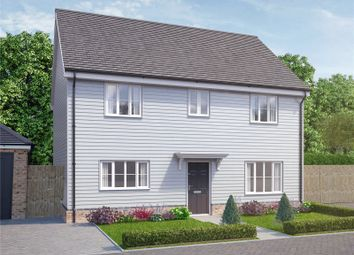 Thumbnail 4 bed detached house for sale in Victory Fields, School Road, Elmstead Market, Colchester