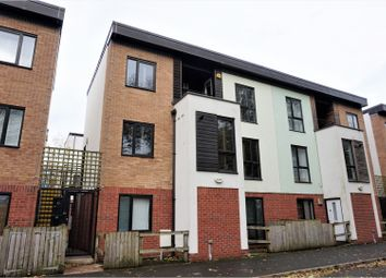 Thumbnail 3 bed town house for sale in Hulton Street, Salford
