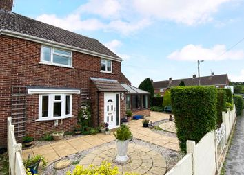 Thumbnail 3 bed semi-detached house for sale in Meadow View, Haxton, Salisbury