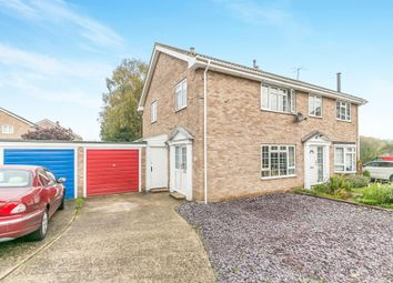 Thumbnail 3 bedroom semi-detached house for sale in The Paddocks, Bures