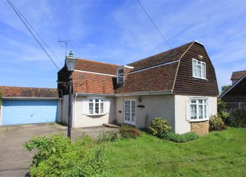 Thumbnail 3 bed detached house for sale in Blean Common, Blean, Canterbury