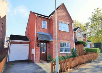 Thumbnail 3 bed detached house for sale in Blake Hill Way, Abbeymead, Gloucester