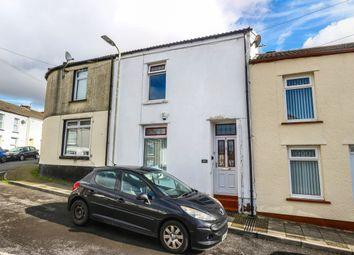 Thumbnail 3 bed terraced house for sale in Libanus Street, Dowlais, Merthyr Tydfil