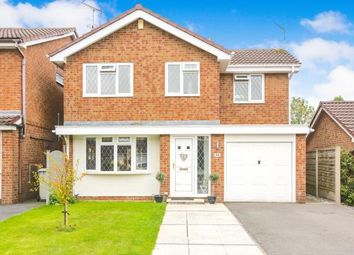 Thumbnail 3 bedroom detached house for sale in Primrose Avenue, Macclesfield, Cheshire, .