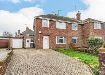 Thumbnail 3 bed semi-detached house for sale in Strathmore Road, Worthing, West Sussex