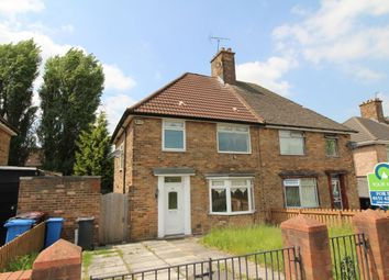 Thumbnail 3 bedroom semi-detached house to rent in Primrose Drive, Huyton, Liverpool