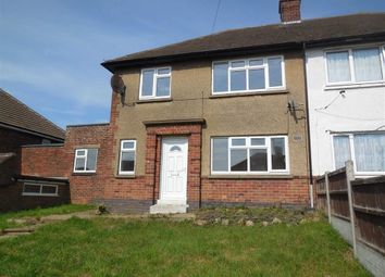 Thumbnail 3 bed semi-detached house for sale in Fletcher Road, Burbage, Hinckley