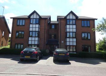 Thumbnail 1 bed flat to rent in Tenterden Close, Kents Hill, Milton Keynes