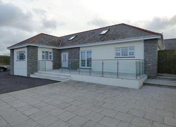 Thumbnail 3 bed bungalow for sale in Llangwnadl, Gwynedd