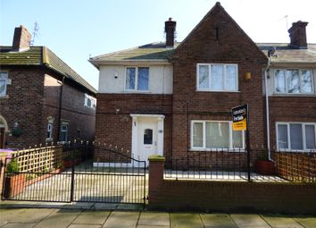 Thumbnail 3 bedroom end terrace house for sale in Lisburn Lane, Liverpool, Merseyside