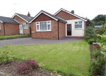 Thumbnail 2 bed bungalow for sale in Westbury Drive, Macclesfield