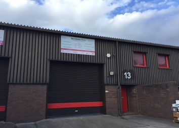 Thumbnail Light industrial to let in Unit 13 Manor Industrial Estate, Flint