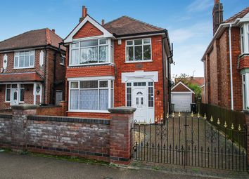 Thumbnail 3 bed detached house for sale in Hoylake Drive, Skegness