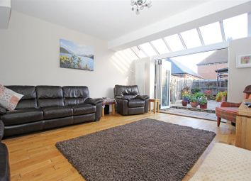 Thumbnail 3 bed semi-detached house for sale in The Street, Iwade, Sittingbourne