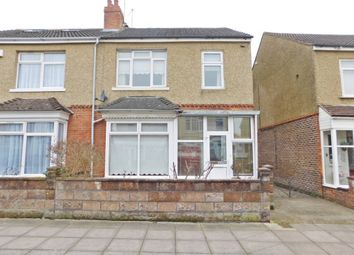 Thumbnail 3 bed semi-detached house for sale in Dartmouth Road, Portsmouth