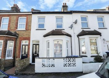 Thumbnail 3 bed terraced house for sale in Clifton Road, Ramsgate