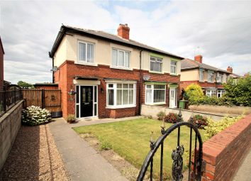 Thumbnail 3 bed semi-detached house for sale in Womersley Road, Knottingley, West Yorkshire