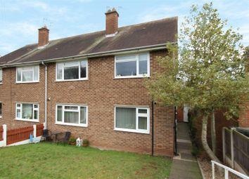 Thumbnail 2 bed maisonette for sale in Rutland Road, Gedling, Nottingham