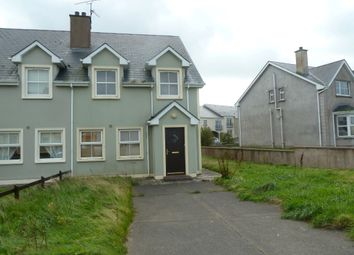 Thumbnail 3 bed semi-detached house for sale in 24 Carbry Coast, Tullaghan, Leitrim