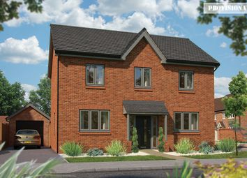 "Thumbnail 4 bed property for sale in ""The Chestnut "" at Haygate Road, Wellington, Telford"