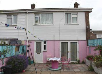 Thumbnail 2 bed end terrace house for sale in Amphion Court, Pembroke Dock