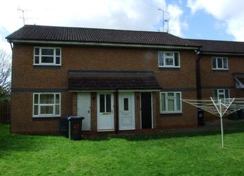 Thumbnail 1 bed property to rent in Grendon Drive, Rugby