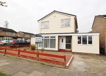 Thumbnail 4 bed detached house for sale in Castlesteads Drive, Sandsfield Park, Carlisle, Cumbria