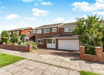 Thumbnail 5 bed detached house for sale in Foxwood Drive, Stockton-On-Tees