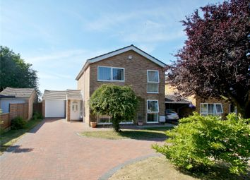 Thumbnail 3 bed detached house for sale in Flint Hollow, Chinnor