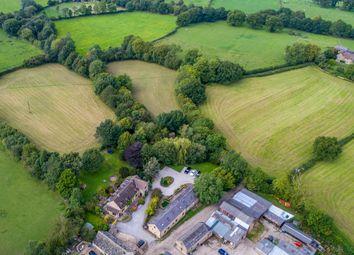 5 bed barn conversion for sale in Barn Farm, Pocknedge Lane, Holymoorside S42