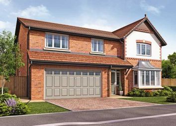 Thumbnail 5 bedroom detached house for sale in The Latchford II, Roseacre Gardens, Rufford, Lancashire