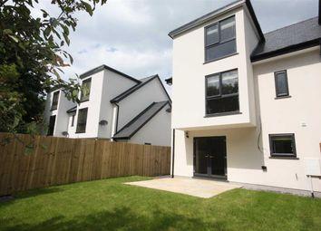 Thumbnail 3 bedroom terraced house to rent in Ffordd Caergybi, Llanfairpwllgwyngyll