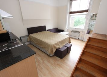 Thumbnail Studio to rent in Marloes Road, London