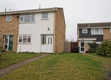 Thumbnail 3 bed semi-detached house for sale in Bonnington Road, Maidstone
