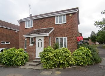 Thumbnail 3 bed detached house to rent in Godmanston Close, Canford Heath, Poole