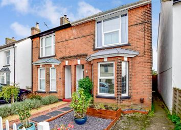 Thumbnail 4 bedroom semi-detached house for sale in Romney Road, Willesborough, Ashford, Kent