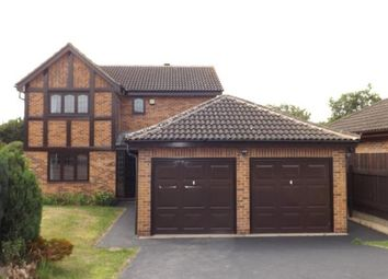 Thumbnail 4 bed detached house for sale in Ennismore Mews, West Bridgford, Nottingham, Nottinghamshire