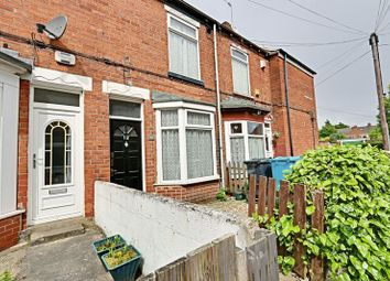 Thumbnail 2 bedroom terraced house for sale in Leonards Avenue, Alexandra Road, Hull
