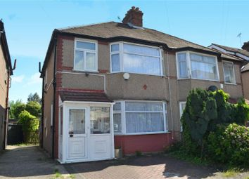 Thumbnail 3 bed semi-detached house to rent in North Drive, Hounslow