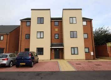 Thumbnail 1 bed flat to rent in Nordale Way, Blyth