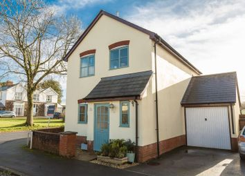 Thumbnail 3 bed detached house for sale in Fore Street, Witheridge, Tiverton