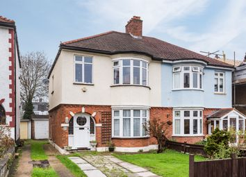 Thumbnail 3 bed semi-detached house for sale in Woodvale Avenue, London