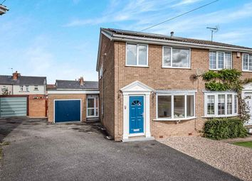 Thumbnail 3 bed semi-detached house for sale in Glenfields, Netherton, Wakefield, West Yorkshire
