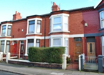 Thumbnail 3 bedroom terraced house for sale in Victoria Road, Tuebrook, Liverpool, Merseyside