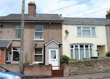 Thumbnail 2 bed terraced house for sale in Flaxley Street, Cinderford