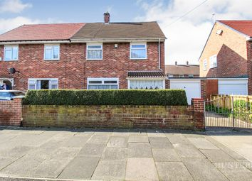 Thumbnail 3 bed semi-detached house for sale in Pennywell Road, Pennywell, Sunderland