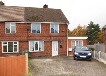 Thumbnail 3 bed semi-detached house for sale in Windmill Lane, Worksop